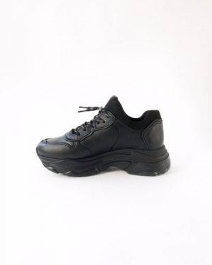 sneaker Bronx baisley zwart